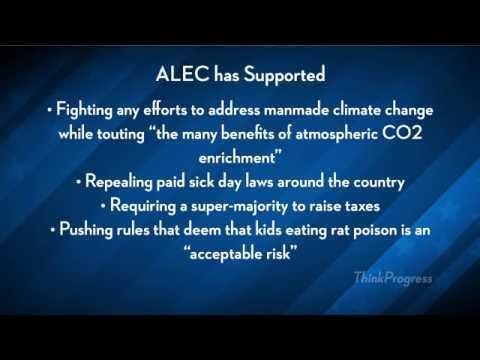 ALEC Retreats On 'Stand Your Ground,' Voter ID Laws