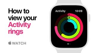 Apple Watch Series 4 — How to view your Activity rings — Apple