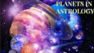 ASTROLOGY 101 PLANETS