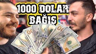 CANLI YAYINDA 1000 DOLAR BAĞIŞ ATTIM! ft Unlostv