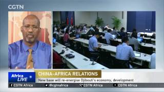 CGTN: African Union Welcomes New Chinese Military Base in Djibouti.
