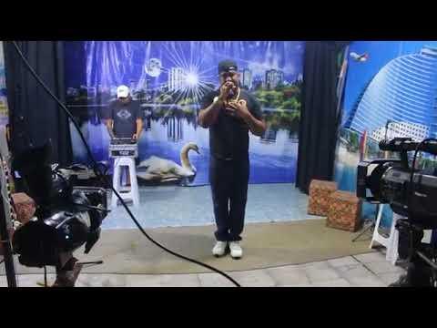 MC MALVADO - AO VIVO NA AMARAL TV -