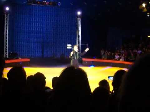 Coup de chapeau au festival suisse de cirque catégorie 18-26 ans