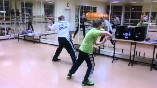 Experimental dance video.  Electro dance tutorial . Танцы . Москва . Ясенево . Новокосино. Реутов.