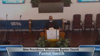 God Shall Make A Path - Pastor Smith