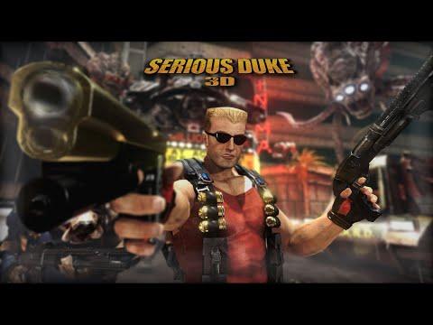 This mod ports Duke Nukem 3D into the Serious Sam 3 engine   PC Gamer