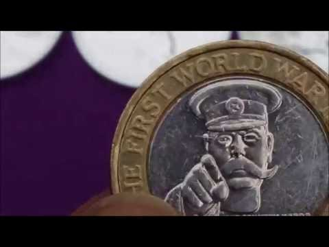 UK Error £2 Coins You May Have in Your Pocket