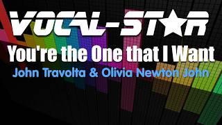 John Travolta & Olivia Newton John - You're The One That I Want (Grease) (Karaoke Version) Lyrics