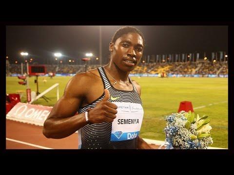 Male Or Female? Olympian Caster Semenya Easily Wins Race In Woman's 800m