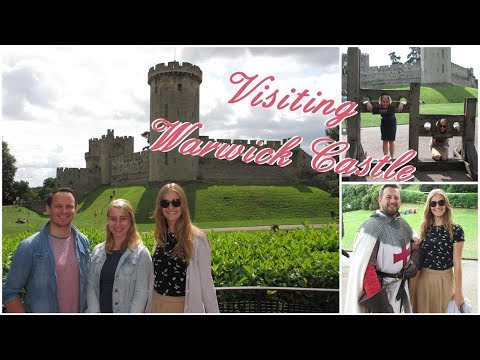 Visiting Warwick Castle | andthenIfellinlove Tales & Travels