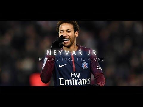 Neymar Jr ● Kiss Me Thru The Phone  2018 HD