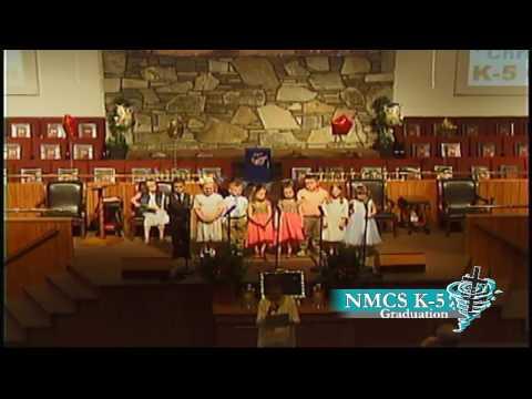 2017 New Manna Christian School Kindergarten Graduation