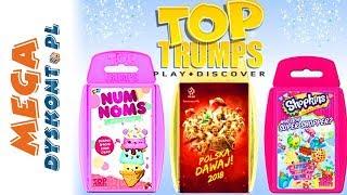 Top Trumps • My Little Pony & Psi Patrol & Harry Potter & Polska Dawaj 2018 !! • gry dla dzieci