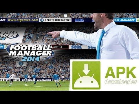 football manager handheld 2014 android apk free 100 working