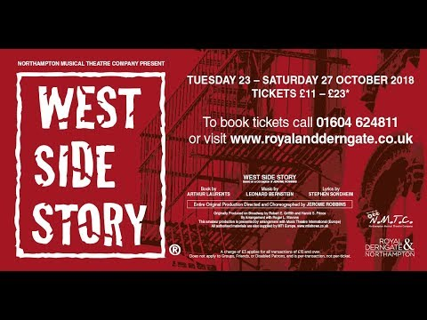 "NMTC presents ""West Side Story"": Oct 23-27 2018"