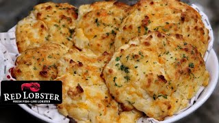 Red Lobster Cheddar Bay Biscuits Recipe But Better