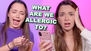 Are Identical Twins Allergic to The Same Thing? - Merrell Twins