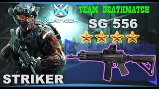 [Xuất Kích] Hot Striker Review Súng SG556 Khẩu Súng 4 Sao Hot Boy Bản Cập Nhật Sắp Tới