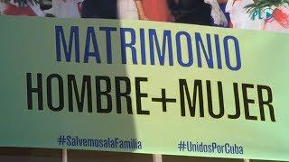 Evangélicos en contra el matrimonio homosexual en Cuba | Prensa Libre