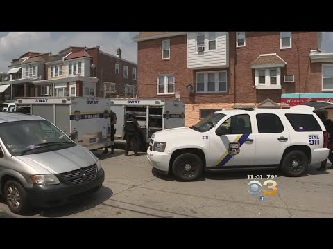Police: Germantown Barricade Situation Connected To Frankford Murder