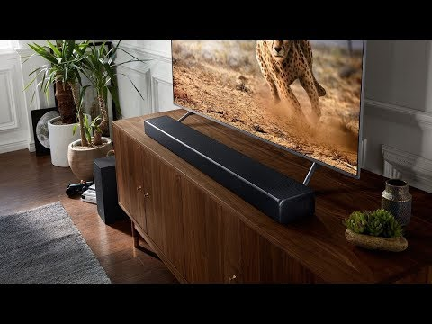 Unboxing Samsung And Review Soundbar Hw-n950 New