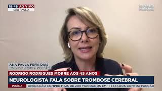 Reportagem BandNewsTV - sobre a morte do Rodrigo Rodrigues