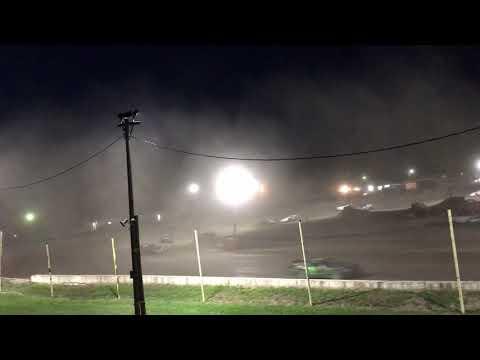 Oakshade Raceway Bomber Feature 6/30/2018