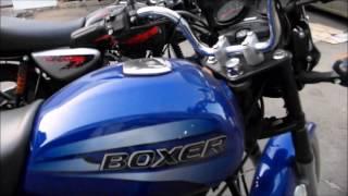 Сравнение Баджадж /  Bajaj Boxer BM150X и BM150 без «Х»