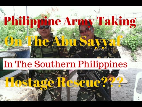 Philippine Army & Marines Battle The Abu Sayyaf in The Southern Philippines (RE-POST)