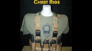 Chest Rigs & Assault Vest