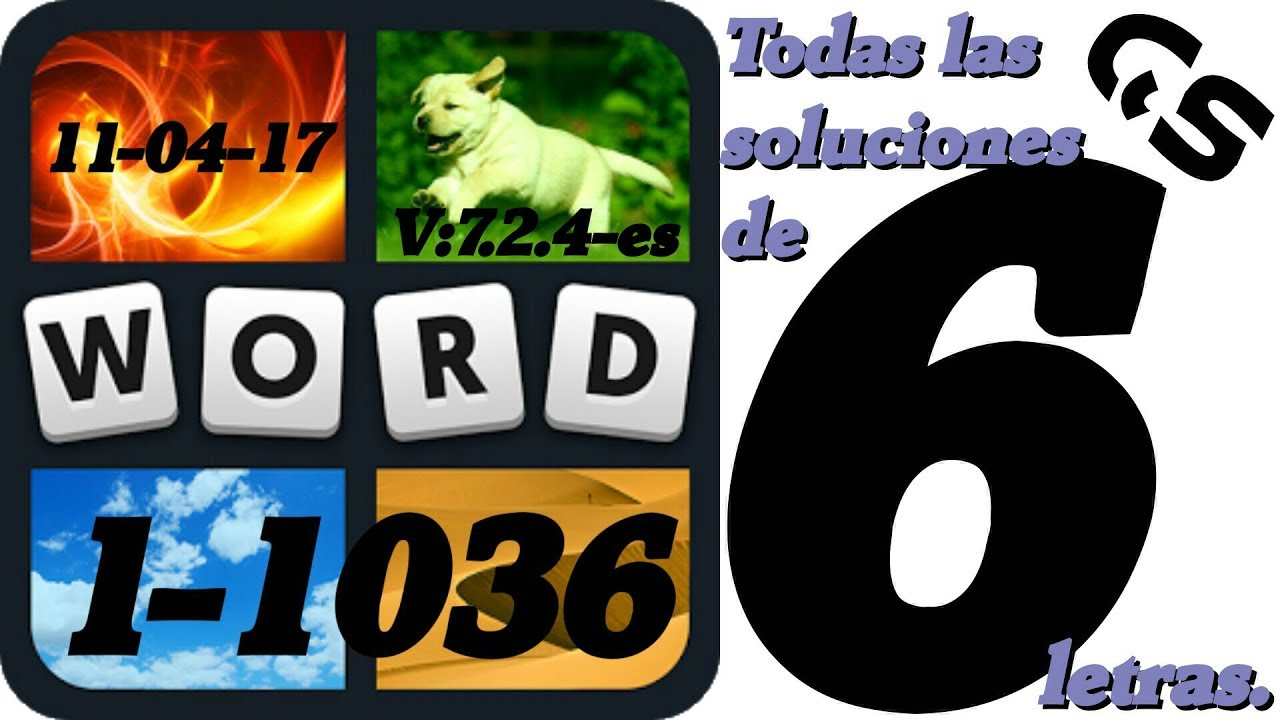4 Fotos 1 Palabra 4 letras Respuestas