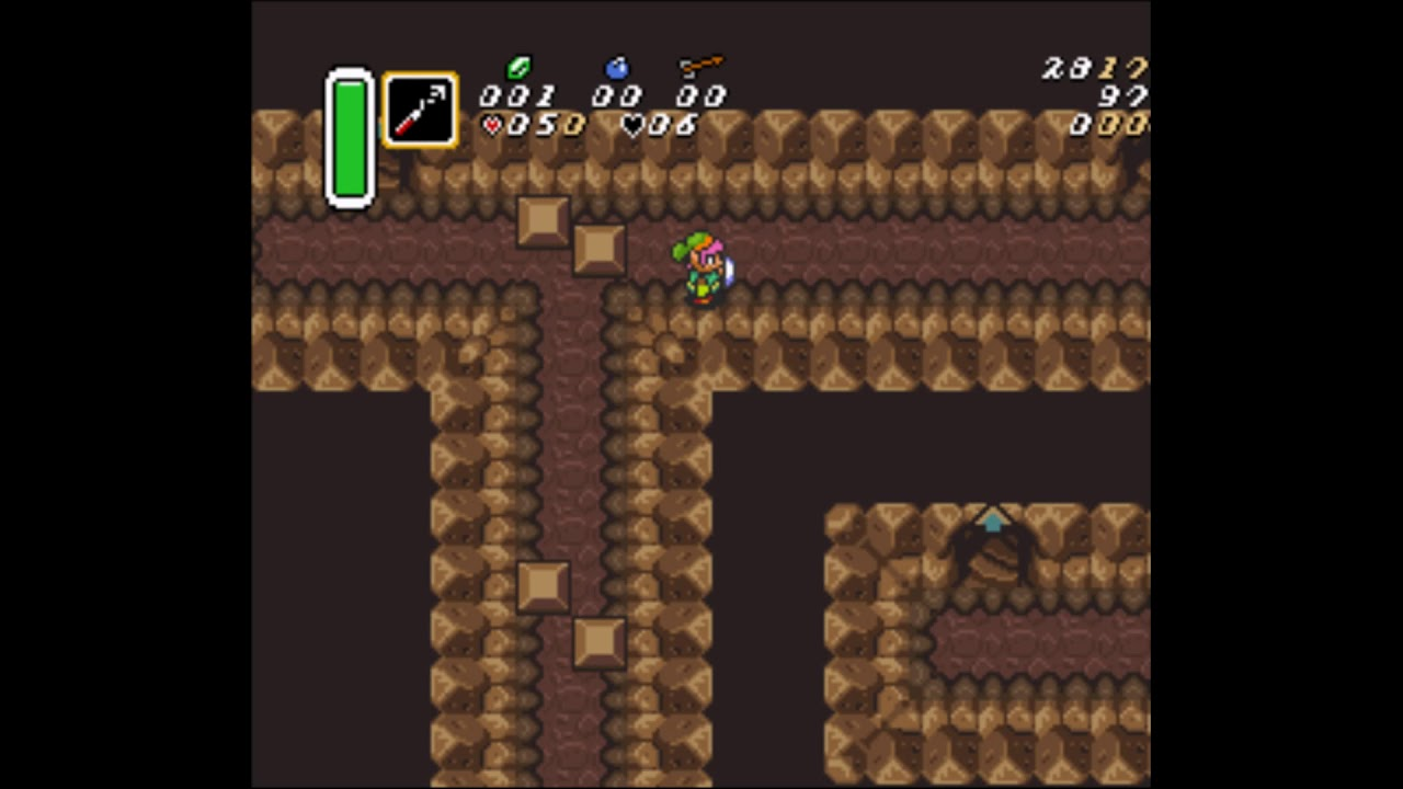 How To: Superbunny Cave Hookshot Clip