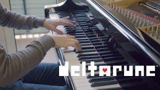 DELTARUNE OST - The World Revolving (piano version)