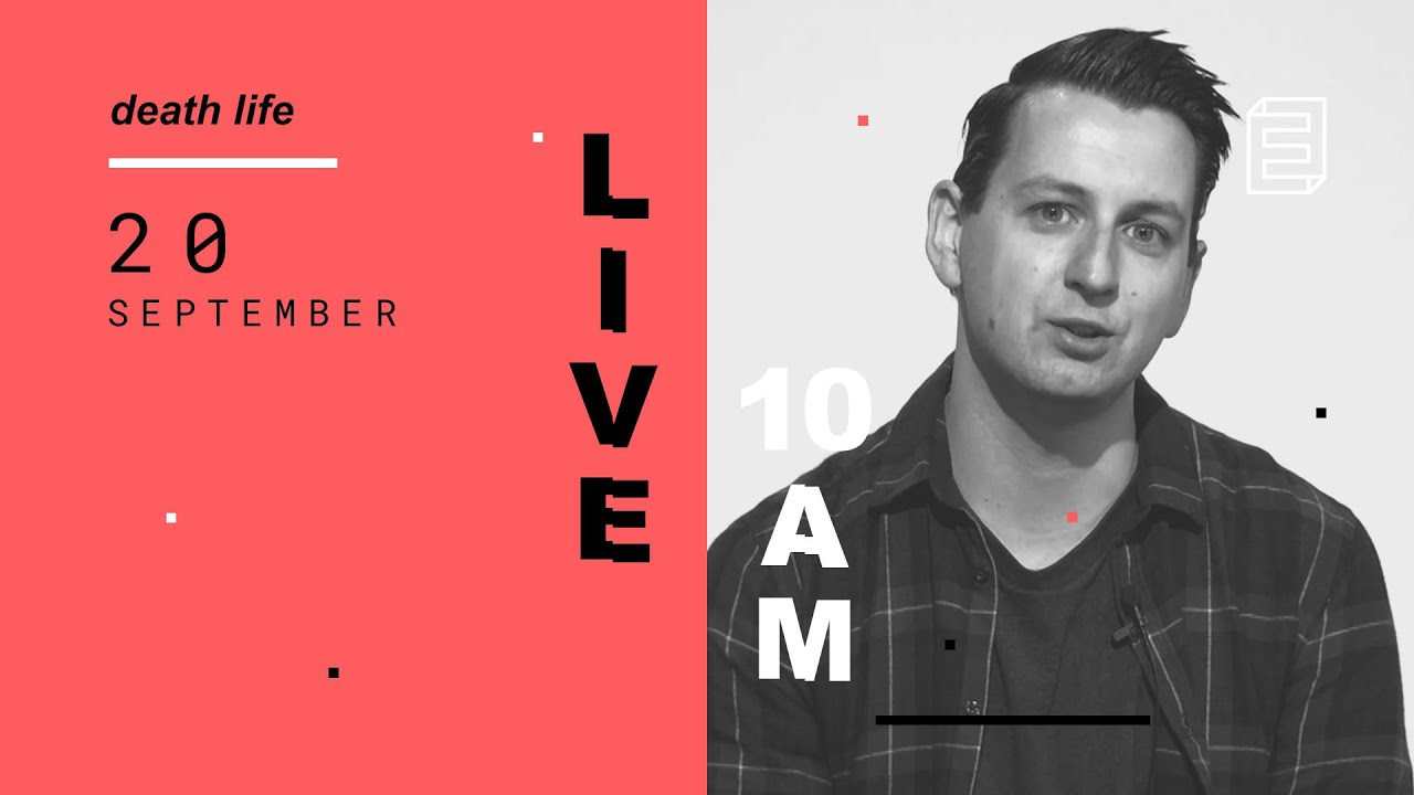 Emmanuel Live Online Service // 10am Sun 20 September Cover Image