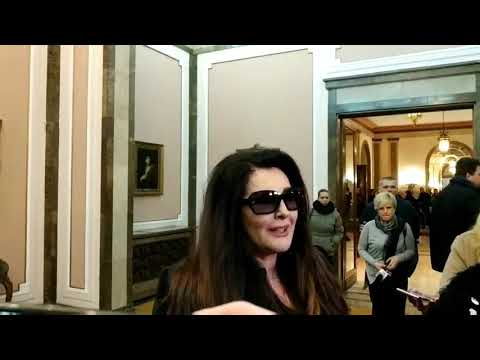 Dragana Mirković o pokojnom Šabanu Šauliću - 22.02.2019.
