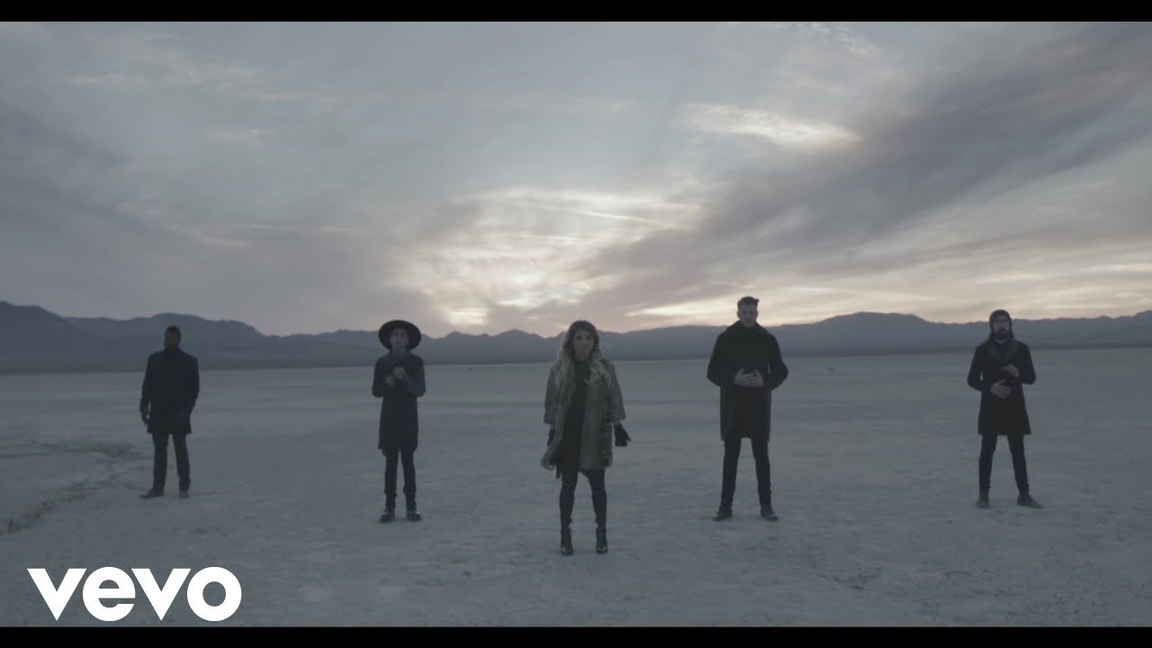 Pentatonix Singing 'Hallelujah' Will Stun You - Christian Music Videos