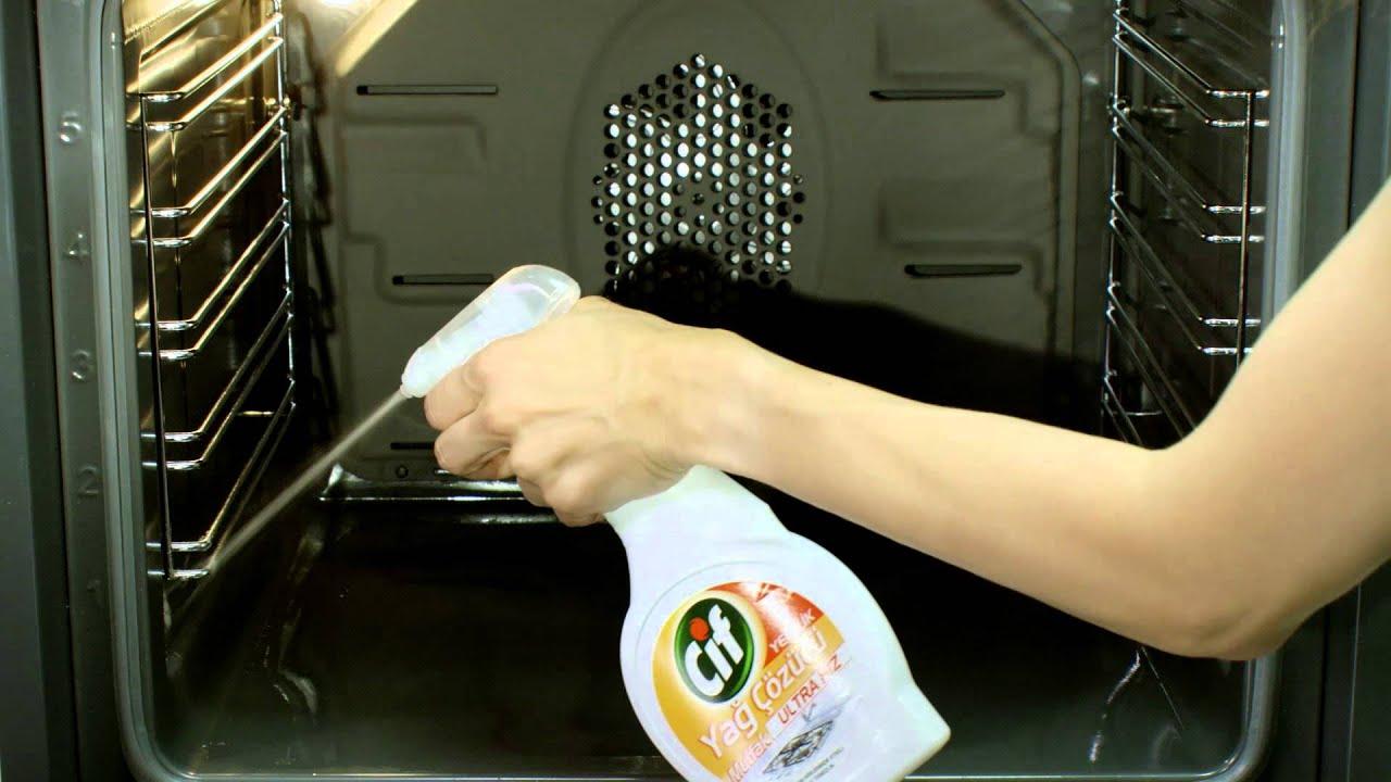 Fırın Temizliği