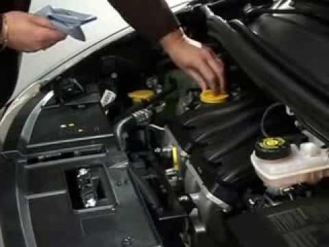 Abs Resevoir 2006 Audi A6 Engine Diagram Scenic Y Grand Scenic Nivel De Aceite En La Varilla