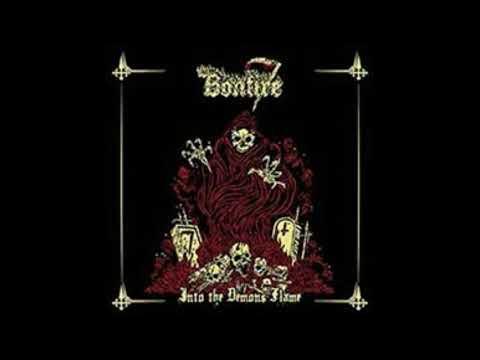 Bonfire - Burn My Coffin (Into the Demons Flame : Full-length 2018)