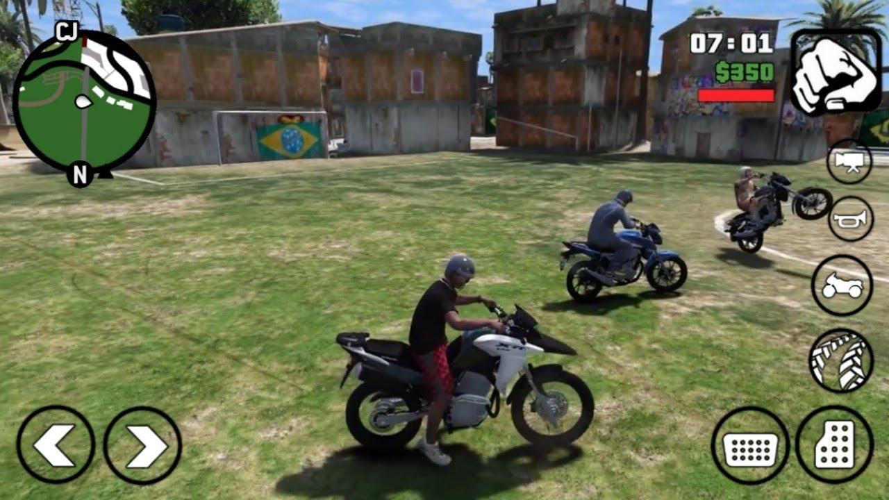 Gta San Andreas Brasil 2020 Android Versao Leve Para Celular