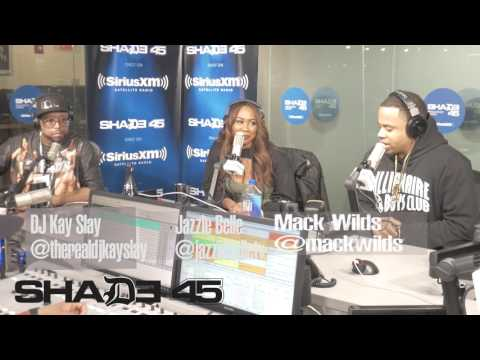 Dj Kayslay interviews Mack Wilds on Shade45 SiriusXM 4/5/17