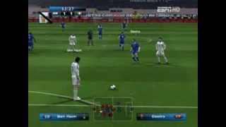 Qualifiers to PES6 Euro 2013 in France - Italy x Israel