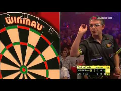 Lakeside BDO Darts World Championship 2016 Final Scott Waites Vs Jeff Smith