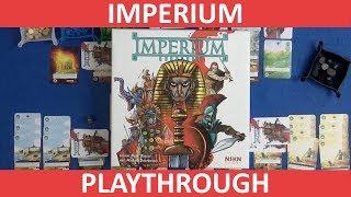 Imperium - Playthrough - slickerdrips