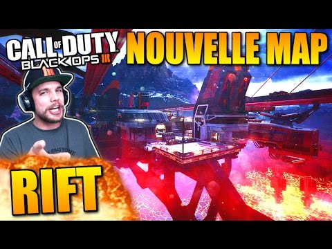 "BLACK OPS 3: NOUVELLE MAP ""RIFT"" GAMEPLAY"