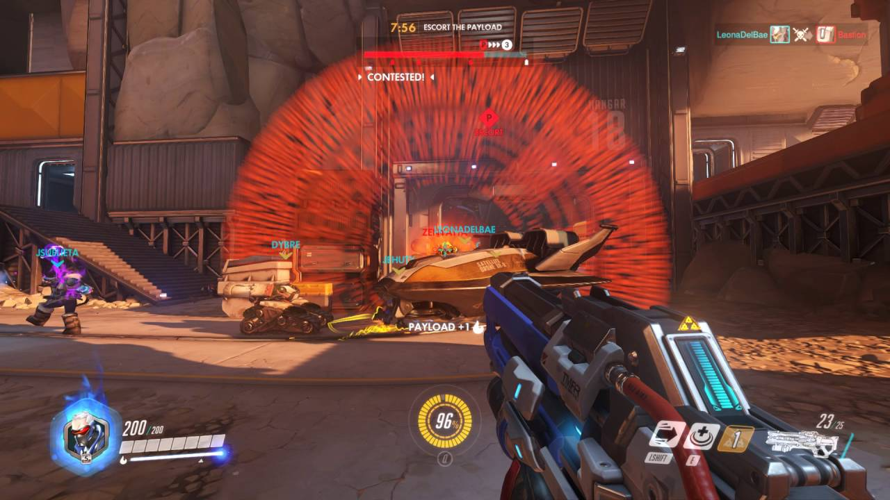 Overwatch PC using Shadowplay on 40 custom quality is better than OBS  testing recordings part 3