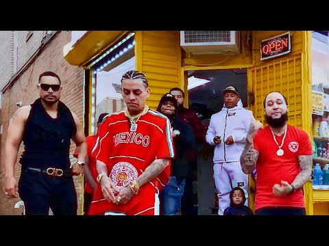 "LilMexico x RickyBats x KingProblem ""Ola de Narcos"" (Official Music Video - WP Exclusive)"