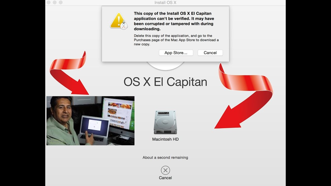 SOLVED - How to Fix macOS Sierra can't be Verified | Corrupted or Damaged  during Downloading