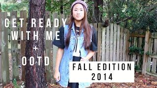 Get Ready With Me + Outfit of the Day- Fall 2014 Thumbnail