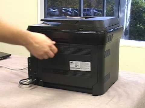 how to clear paper jams on your printer youtube rh youtube com samsung scx 4623f manual feed paper empty error Samsung Scx 4623F Scanning